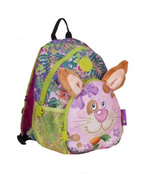 wildpack junior Kinderrucksack mit Brustgurt - Hase