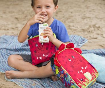 wildpack junior Snack Pack (2er Set) - Eule